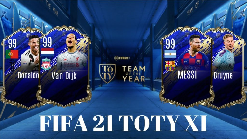 FIFA 21: Where is TOTY?